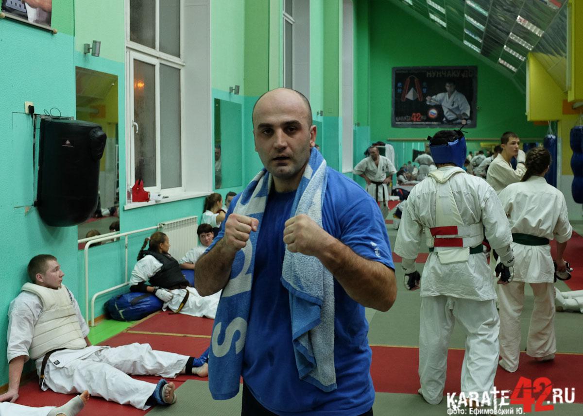 фото бойца кекусинкай вот ассоциации