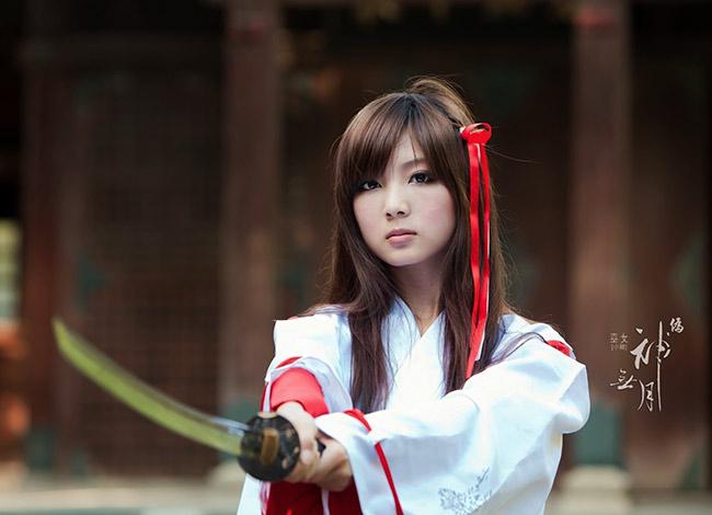 """Результат пошуку зображень за запитом """"женщина самурай"""""""